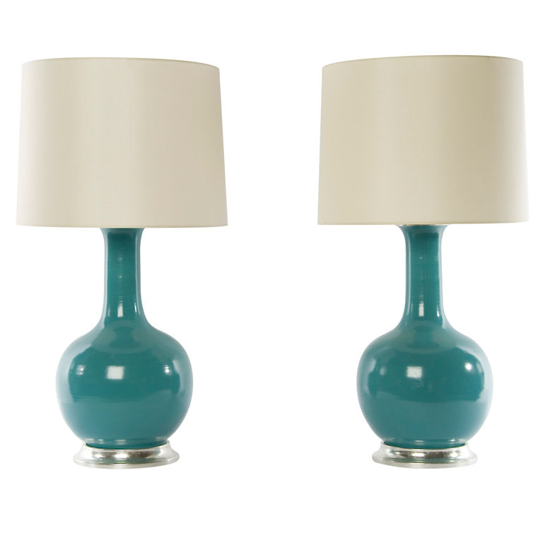 You Can 39 T Go Wrong With A Gourd Lamp Lorri Dyner Design